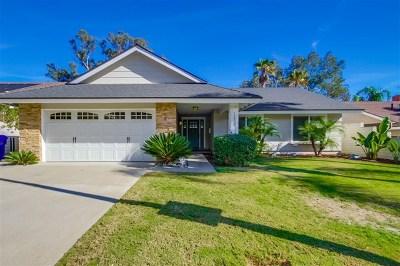 Del Mar Single Family Home For Sale: 13327 Portofino Dr.