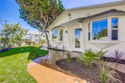 Carlsbad Multi Family Home For Sale: 3605 Harding