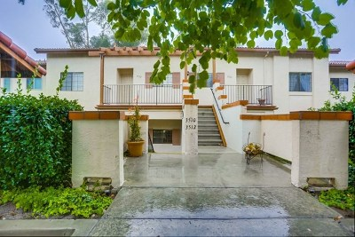 Carlsbad Condo/Townhouse For Sale: 3510 Somerset Way