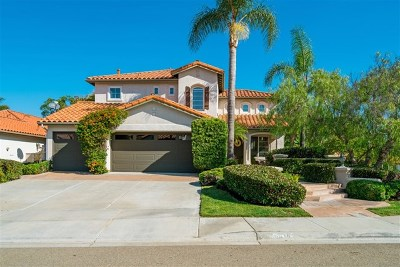 Carlsbad Single Family Home For Sale: 6618 Vireo Ct