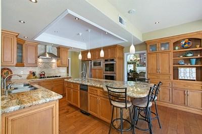 Escondido Single Family Home For Sale: 1360 Dexter Place