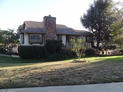 Banning CA Single Family Home For Sale: $715,000