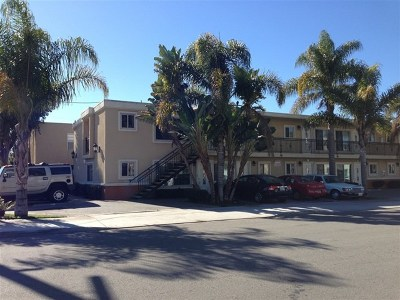 Imperial Beach Condo/Townhouse For Sale: 615 9th St #28