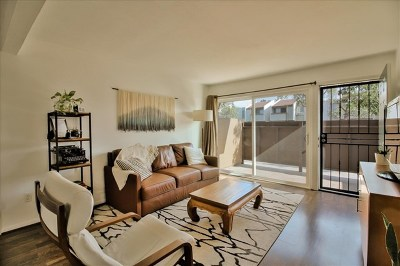 San Diego Condo/Townhouse For Sale: 3456 Castle Glen Dr #178