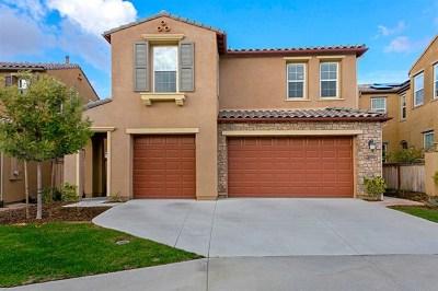 Oceanside Single Family Home For Sale: 1053 Breakaway Drive