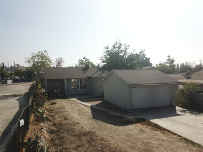 Sun Valley Single Family Home For Sale: 10888 Dora Street