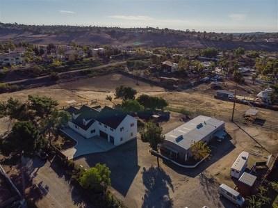 Bonita Single Family Home For Sale: 3516 Rolling Hills Lane