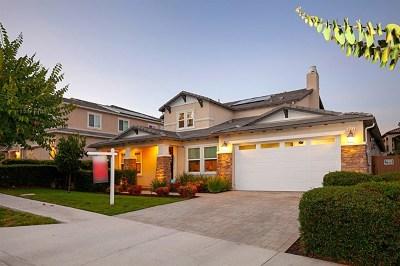 La Mesa Single Family Home For Sale: 8950 Highfield Ave