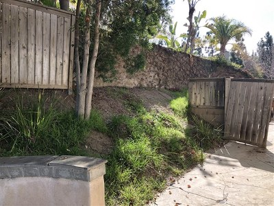 San Clemente Single Family Home Active Under Contract: 4829 Camino Costado