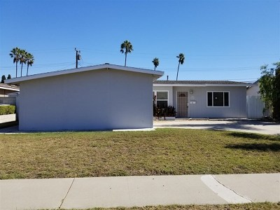Midway City Single Family Home Active Under Contract: 15672 Monroe St