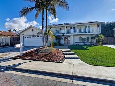 Bonita Single Family Home For Sale: 910 Wrangler Ct.