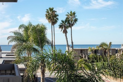 Oceanside Condo/Townhouse For Sale: 999 N Pacific St. #A116