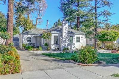 Pasadena Single Family Home For Sale: 596 N N Sierra Madre Blvd
