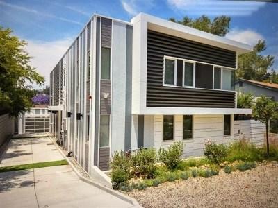 Pasadena Single Family Home For Sale: 161 California Ter