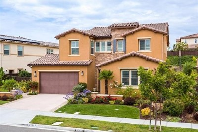 Carlsbad Single Family Home For Sale: 7161 Sitio Corazon