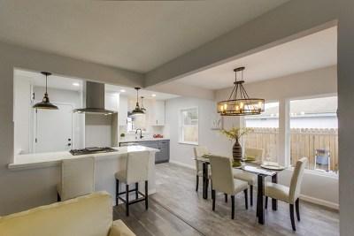 La Mesa Single Family Home For Sale: 6015 Odessa Ave