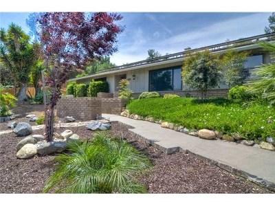 Vista Single Family Home For Sale: 3056 Overhill Dr.