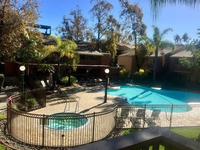 San Diego Condo/Townhouse For Sale: 5974 Rancho Mission Rd #252