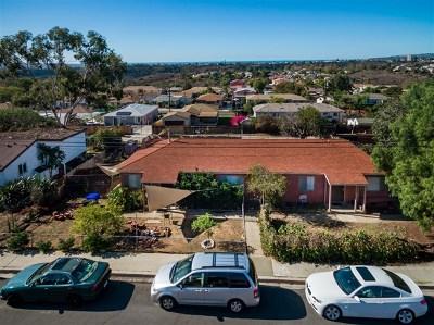 Linda Multi Family Home For Sale: 2386 W Jewett
