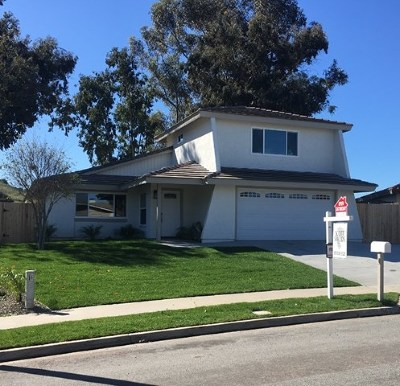 Bonita Single Family Home For Sale: 5432 Horse Ridge Way