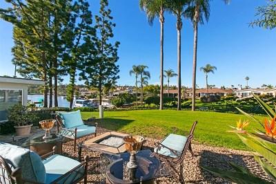 San Marcos Single Family Home For Sale: 1442 La Linda Drive