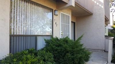Vista Condo/Townhouse For Sale: 702 Ascot Dr.