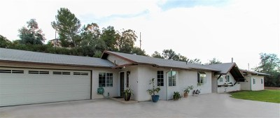 Poway Single Family Home For Sale: 13704 Tierra Bonita Rd