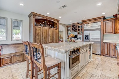 El Cajon Single Family Home For Sale: 9470 Blossom Valley Rd