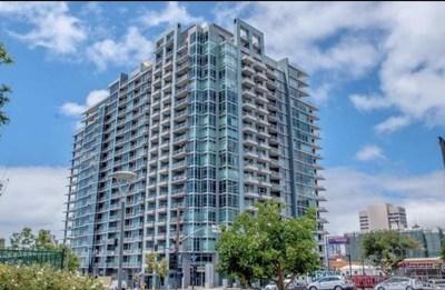 San Diego Condo/Townhouse For Sale: 1080 Park Blvd #1406