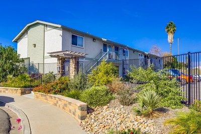 San Diego Condo/Townhouse For Sale: 5030 A St #6