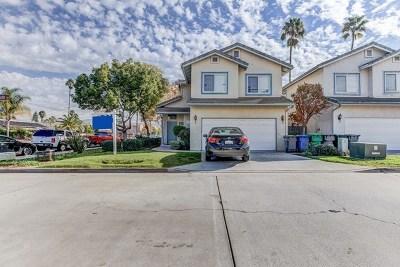 El Cajon Single Family Home For Sale: 301 Sarah Court