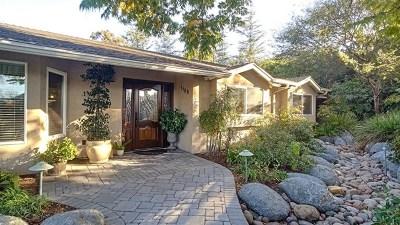 El Cajon Single Family Home For Sale: 1185 Cloverleaf Drive