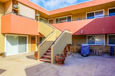 Imperial Beach Condo/Townhouse For Sale: 575 7th St #205