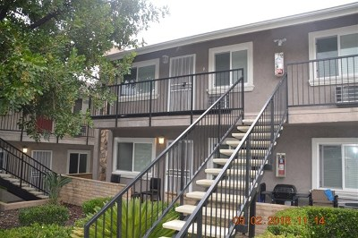 Spring Valley Condo/Townhouse For Sale: 9938 Buena Vista Dr.