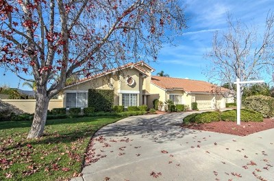 Poway Single Family Home For Sale: 13958 Arbolitos Dr