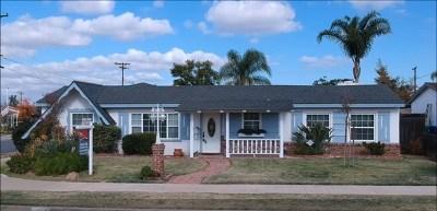 El Cajon Single Family Home For Sale: 1562 Richandave Ave