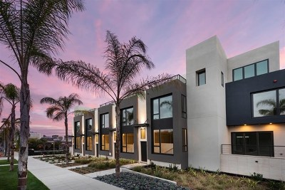 San Diego CA Condo/Townhouse For Sale: $839,900