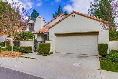 San Diego CA Single Family Home For Sale: $810,000