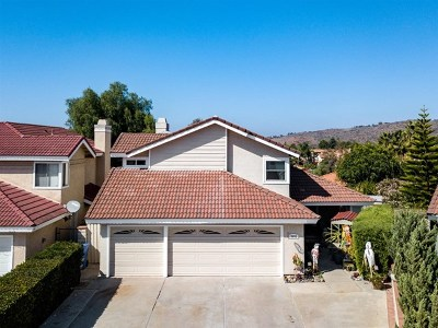 San Diego CA Single Family Home For Sale: $839,900