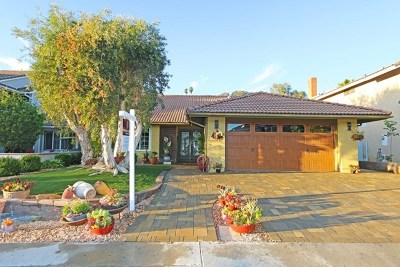 San Diego CA Single Family Home For Sale: $790,000