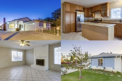 Escondido Single Family Home For Sale: 1011 N Rose