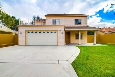 Poway Single Family Home For Sale: 13691 Janette Lane