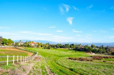 Fallbrook Residential Lots & Land For Sale: Lake Ridge Road