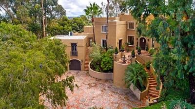 Encinitas Single Family Home For Sale: 136 Hummingbird Hill