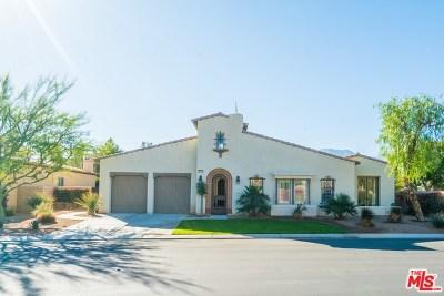 La Quinta Single Family Home For Sale: 81865 Via La Serena