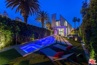 West Hollywood Single Family Home For Sale: 417 Norwich Drive