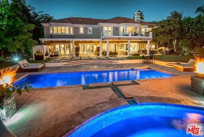 Brentwood, Calabasas, West Hills, Woodland Hills Single Family Home For Sale: 25522 Colette Way