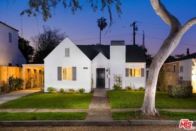 Culver City Single Family Home For Sale: 4056 Minerva Avenue