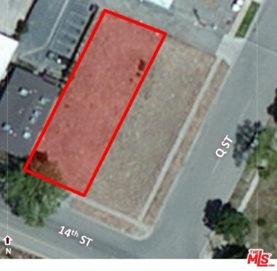 Merced Residential Lots & Land For Sale: 1011 W 14th Street
