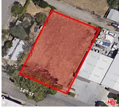 Merced Residential Lots & Land For Sale: 849 W 14th Street